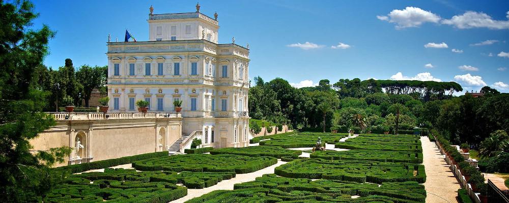 13 Maggio h 16.00 - Passeggiata per Villa Pamphili