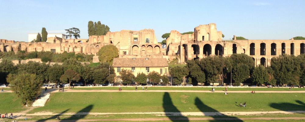 6 Maggio h 15.00 - Visita archeologica al Circo Massimo