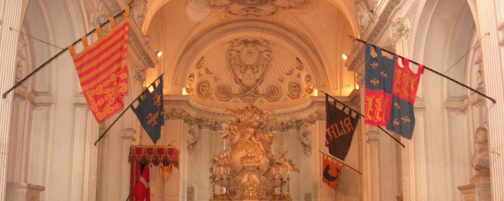 12 Maggio h 9.30 - Ordine dei Cavalieri di Malta: S. Maria del Priorato