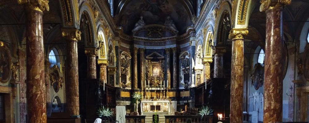 10 Giugno h 11.00 - Sotterranei & Basilica di S. Maria in Via Lata