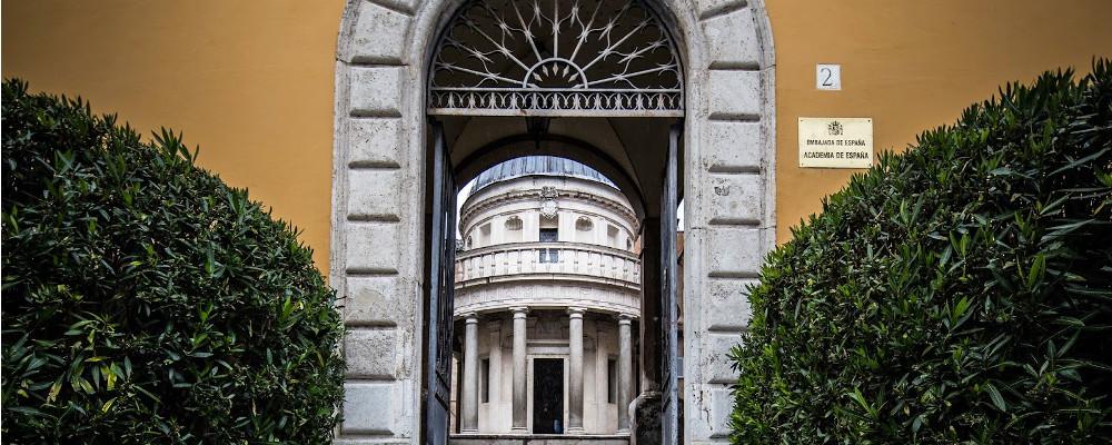 30 Settembre h 16.00 -  Passeggiata gratuita ; Chiesa di San Pietro in Montorio e il Tempietto