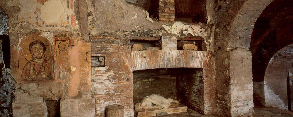 21 Ottobre h 16.00 -Basilica di Sant'Agnese e Catacombe