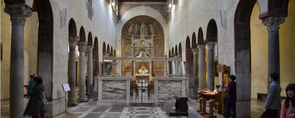 8 Ottobre h 11.30 - CHIESA DI S.MARIA IN COSMEDIN E L'ORTODOSSIA