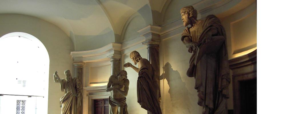4 Novembre h 17.00 - MUSEO DI ROMA E PALAZZO BRASCHI