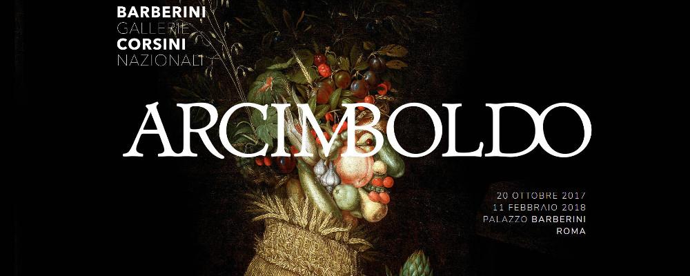 13 Gennaio h 11.00 : VISITA MOSTRA ARCIMBOLDO – PALAZZO BARBERINI