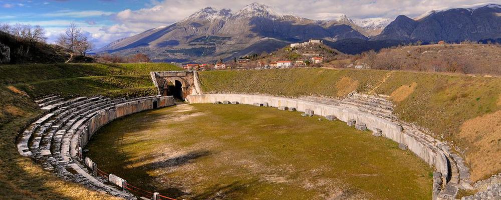 13 Maggio h 07.30 : Gita ad Alba Fucens e Castello Piccolomini di Celano